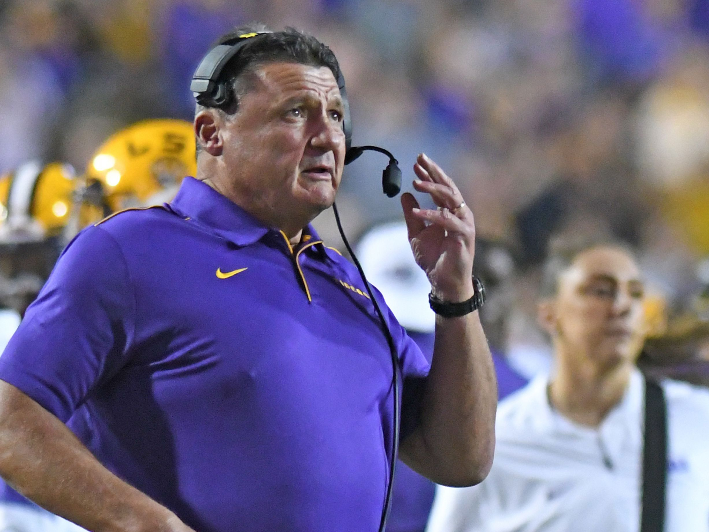 Coach O press conference, Auburn preview
