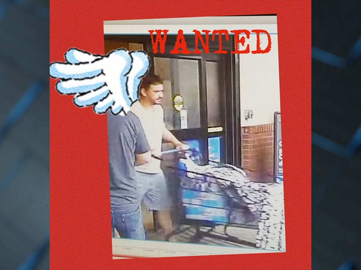 Authorities looking for man who stole 31 boxes of Red Bull