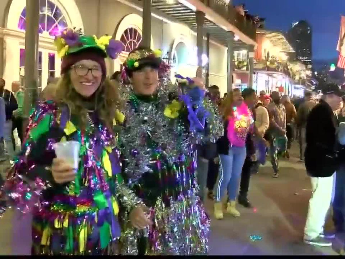 Visitors return home after Mardi Gras, business owners say it was a good season