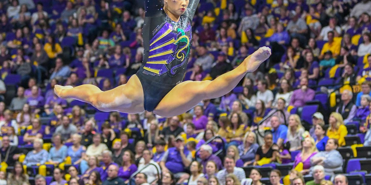 LSU gymnastics confident in their experience headed to national championship