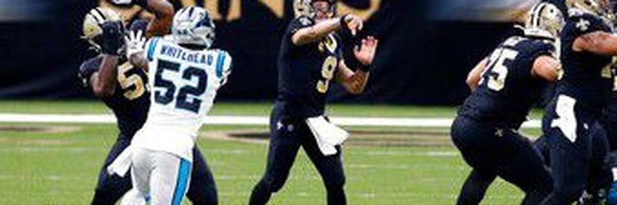 Deuce McAllister and Sean Fazende breakdown the Saints' win over the Panthers