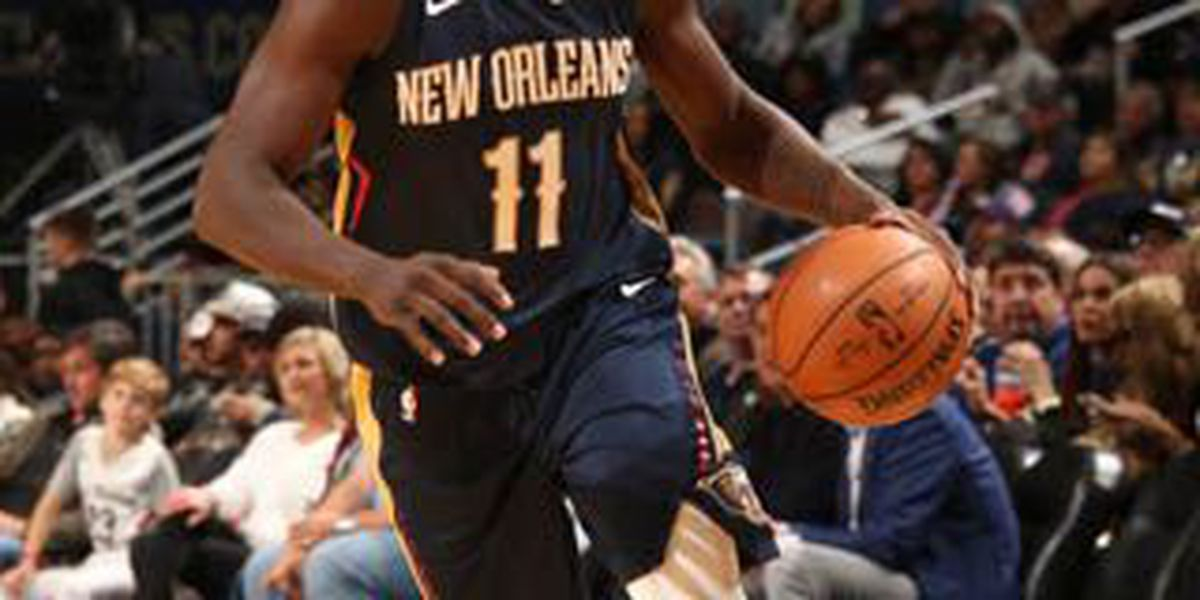 Pelicans fall late in Cleveland 107-102