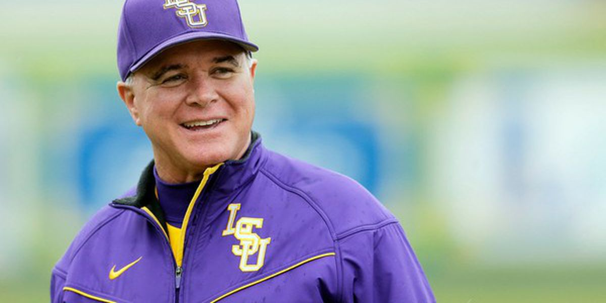 With LSU's baseball opener only days away, we go 1-1 with Paul Mainieri