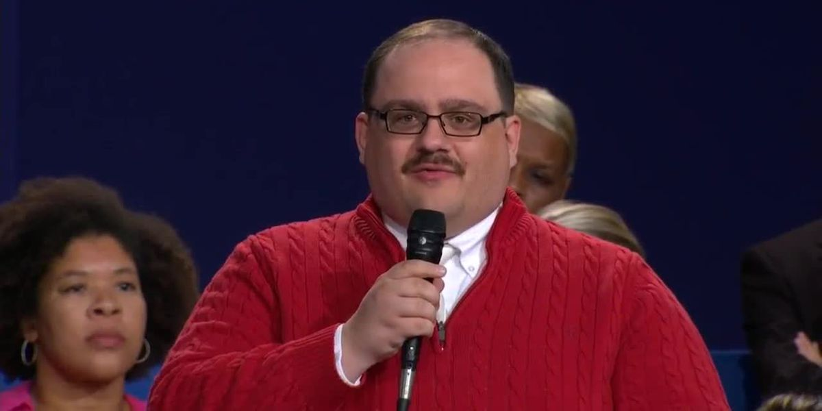 'Red Sweater Guy' Ken Bone shares thoughts on 2020 presidential race