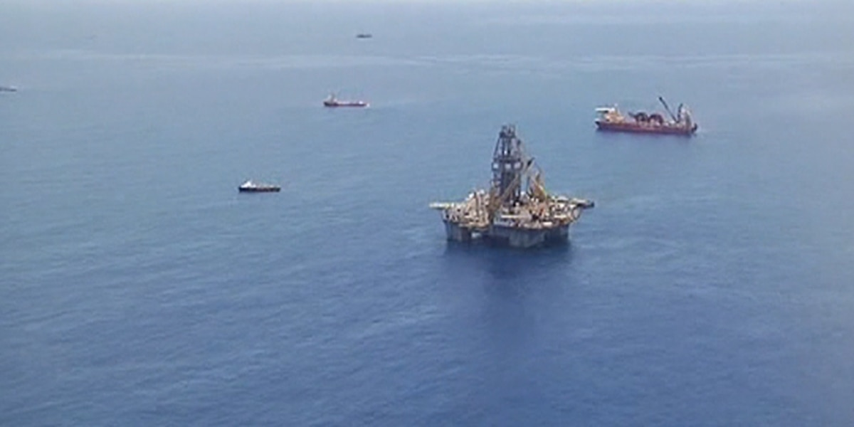 Congressman Scalise takes members of Congress on an offshore energy tour