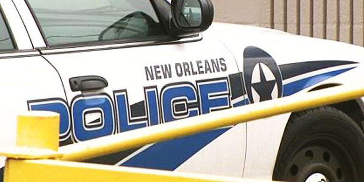 Man shot in back in Central City