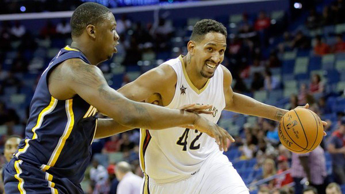 Pelicans trade Ajinca for Clippers forward Wesley Johnson