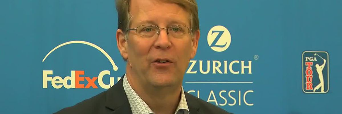 Coronavirus not canceling or postponing Zurich Classic as of now