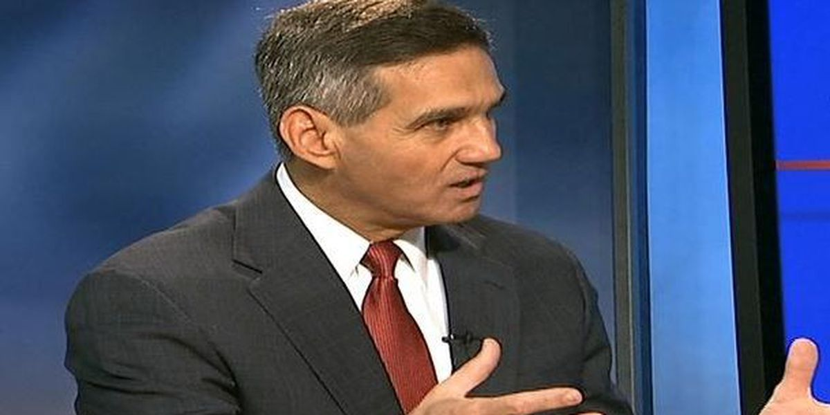Shelly Brown interviews DA Leon Cannizzaro about juvenile cases in adult court