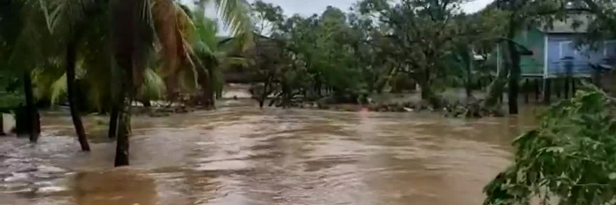 Central America and Colombia hurricane relief resources