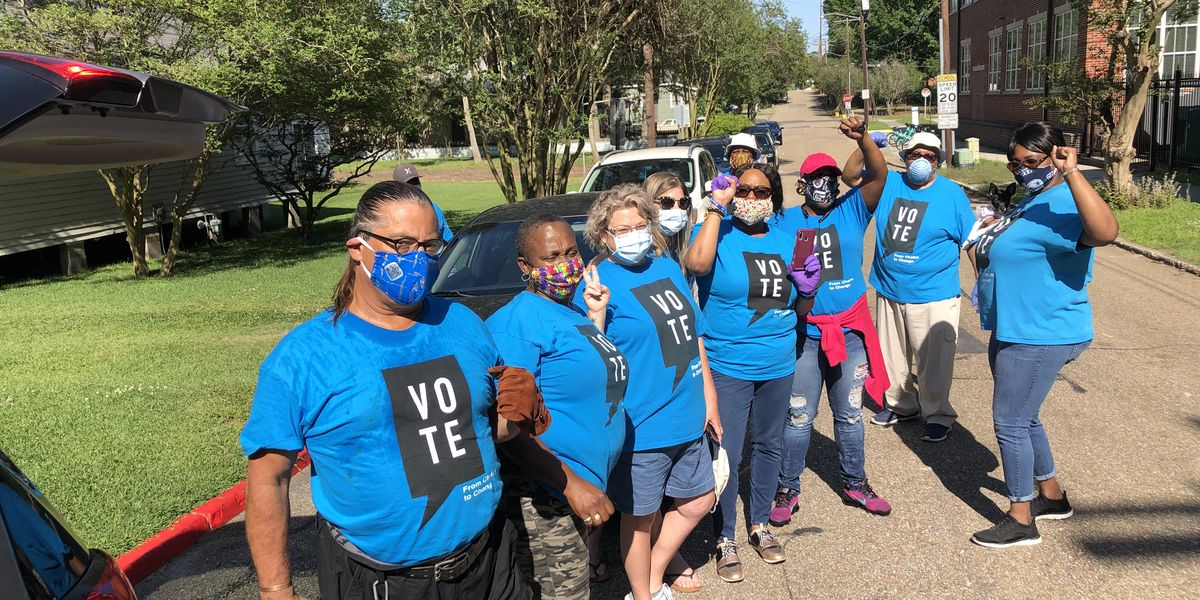 Former inmates deliver masks to prisons, jails across Louisiana