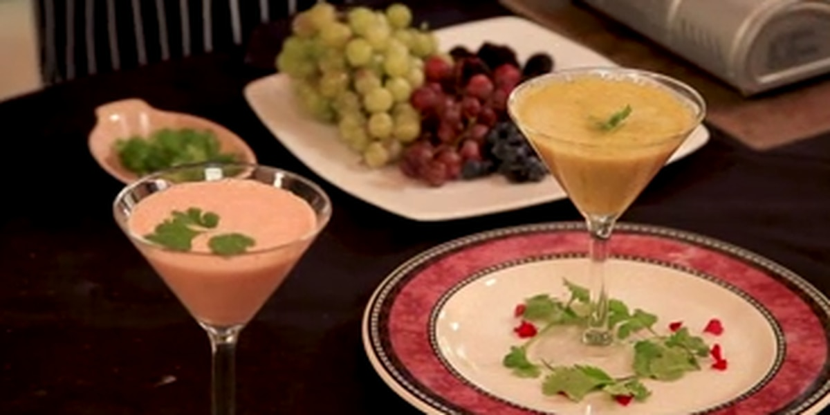 Chef John Folse: Golden Gazpacho