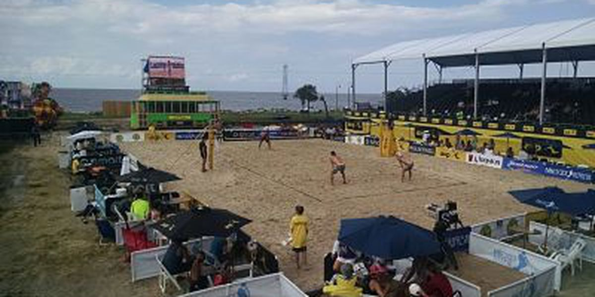 Olympic gold medalists a big draw at Volleyball Tourney in Kenner