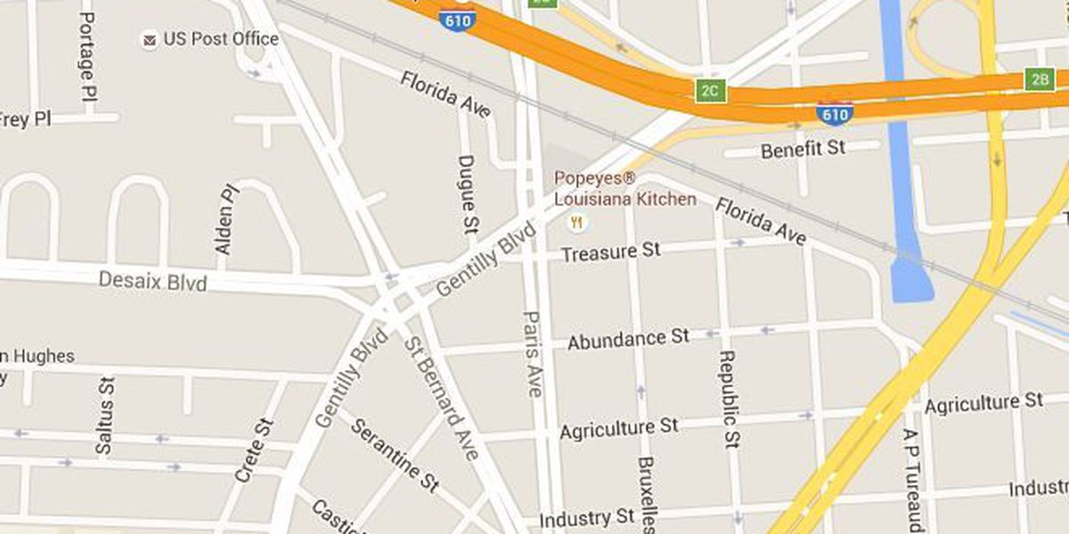 NOPD is investigating a Sunday night shooting in Gentilly