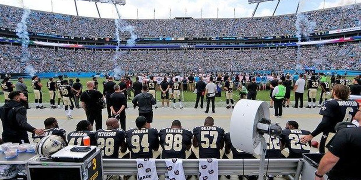 Louisiana Lt. Gov. Nungesser boycotts Saints game in London