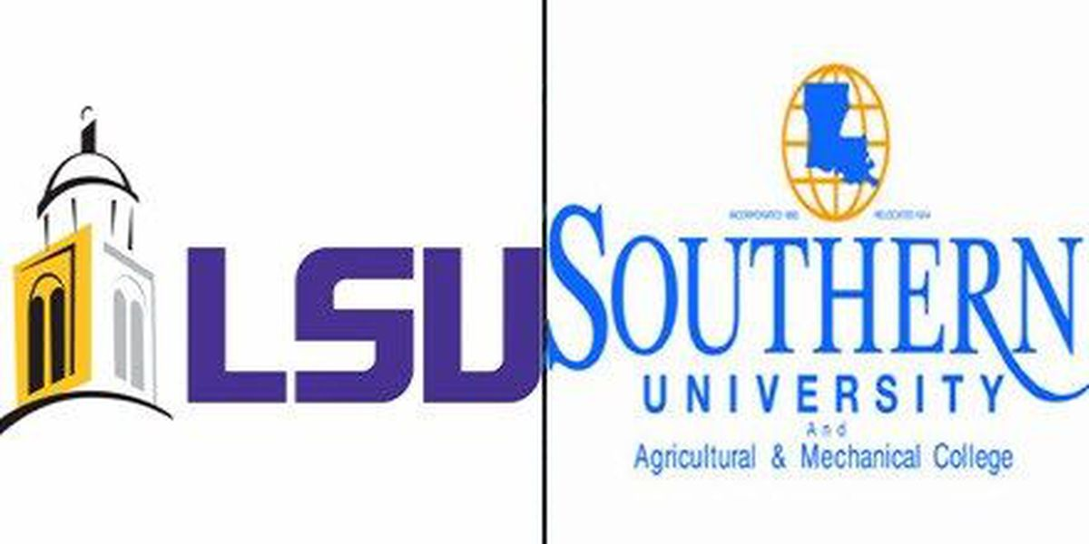 LSU, Southern closed Monday due to flooding