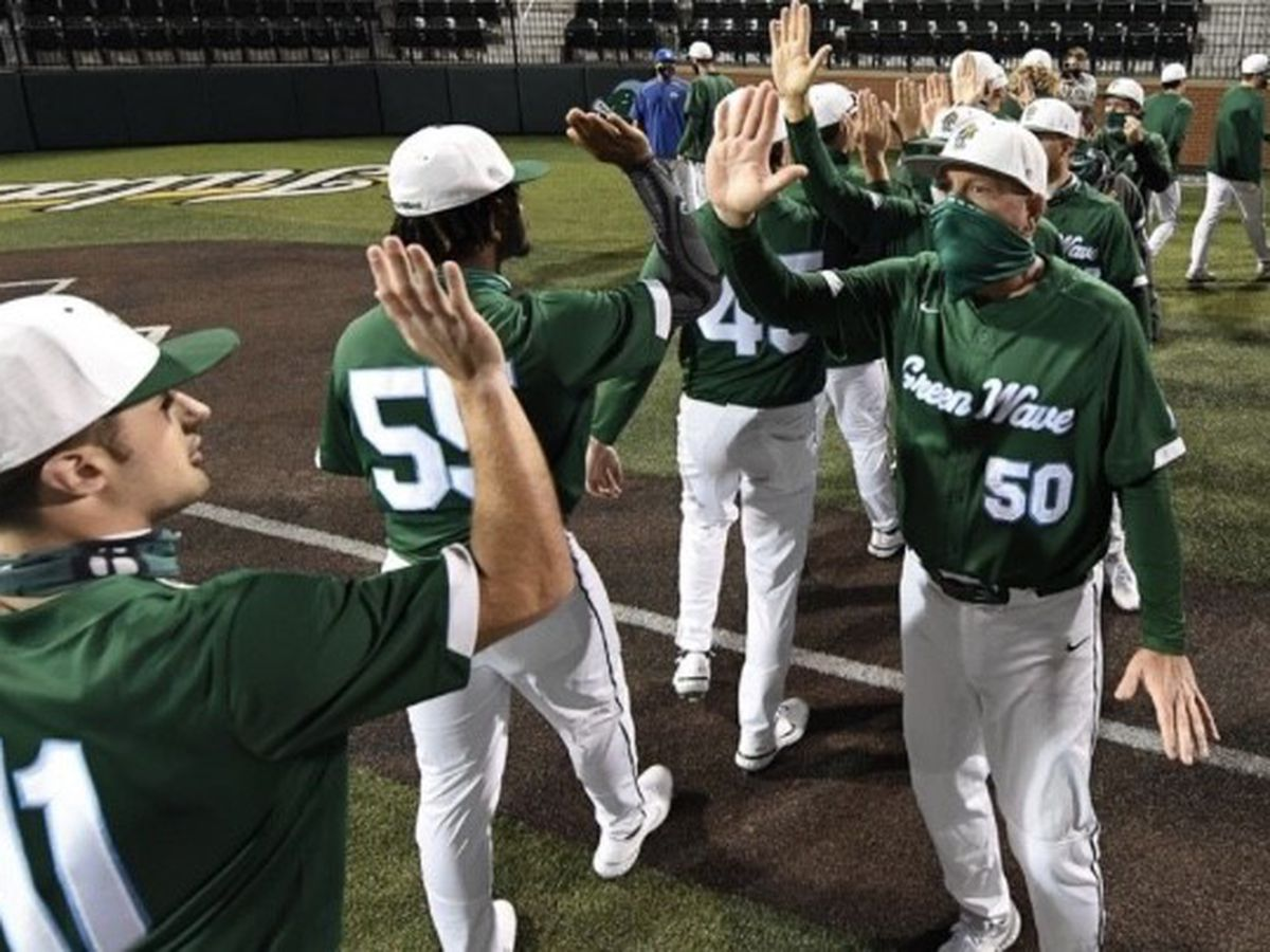 Tulane beats crosstown rival UNO on the diamond