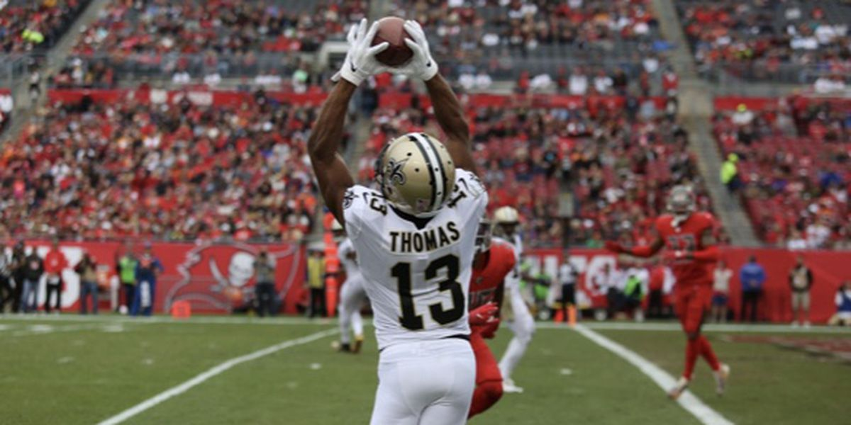 Saints return to their winning ways with emphatic win over the Bucs