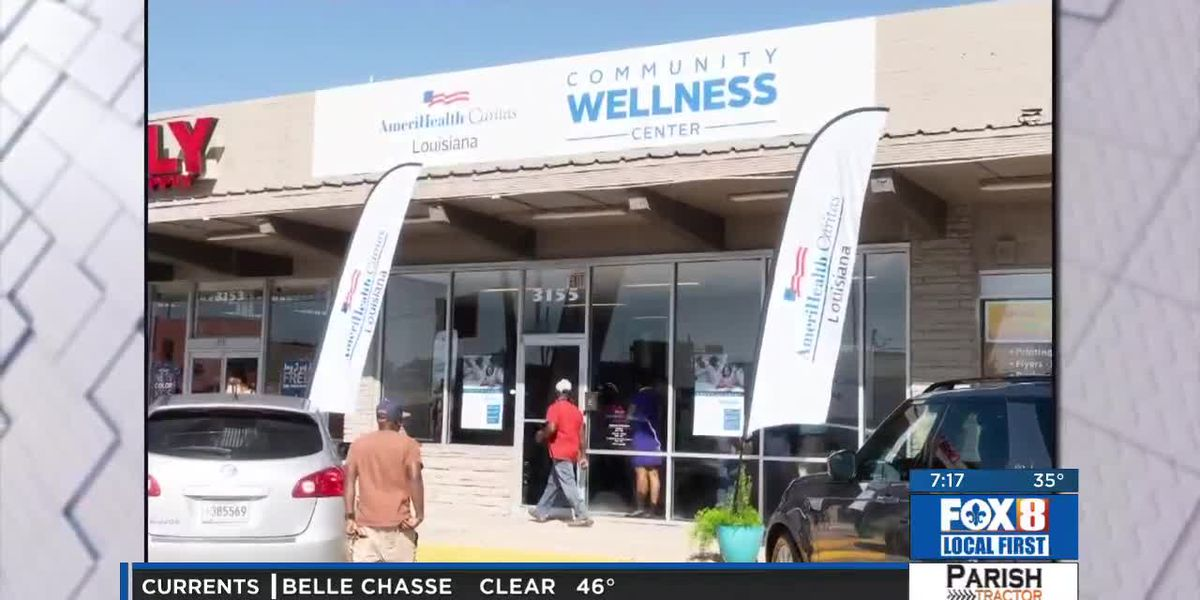 Community Wellness Center from AmeriHealth Caritas Louisiana