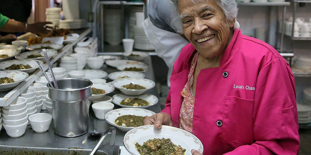 Chef and civil rights figure Leah Chase dead at 96