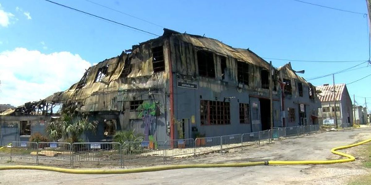 NOPD detective loses more than 100 pieces of artwork in Mid-City fire