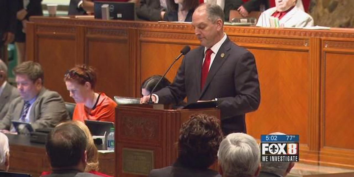 Louisiana GOP looks to prevent Republican support for John Bel Edwards