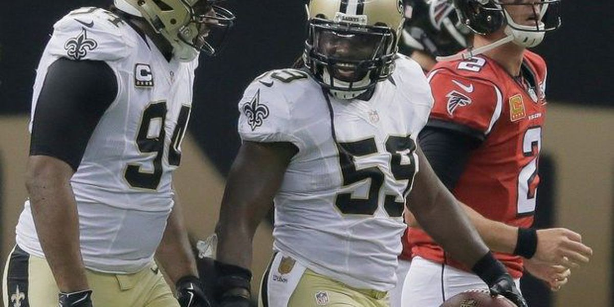 Report: Saints are placing LB Ellerbe on Injured Reserve