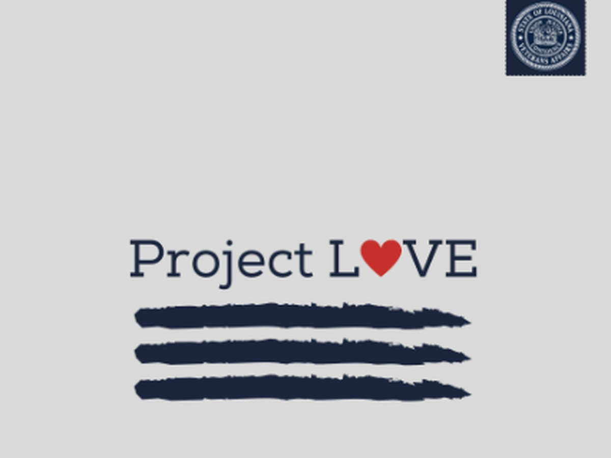 Project LOVE initiative asks people to send letters to veterans during COVID-19