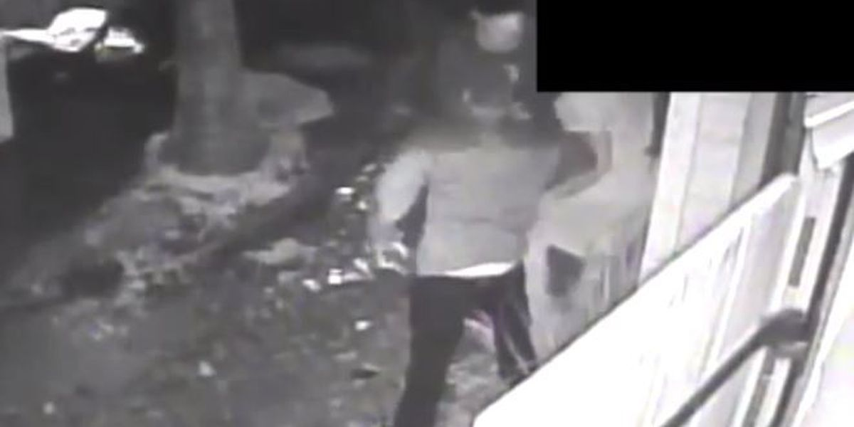 Video captures armed robbery in the Marigny