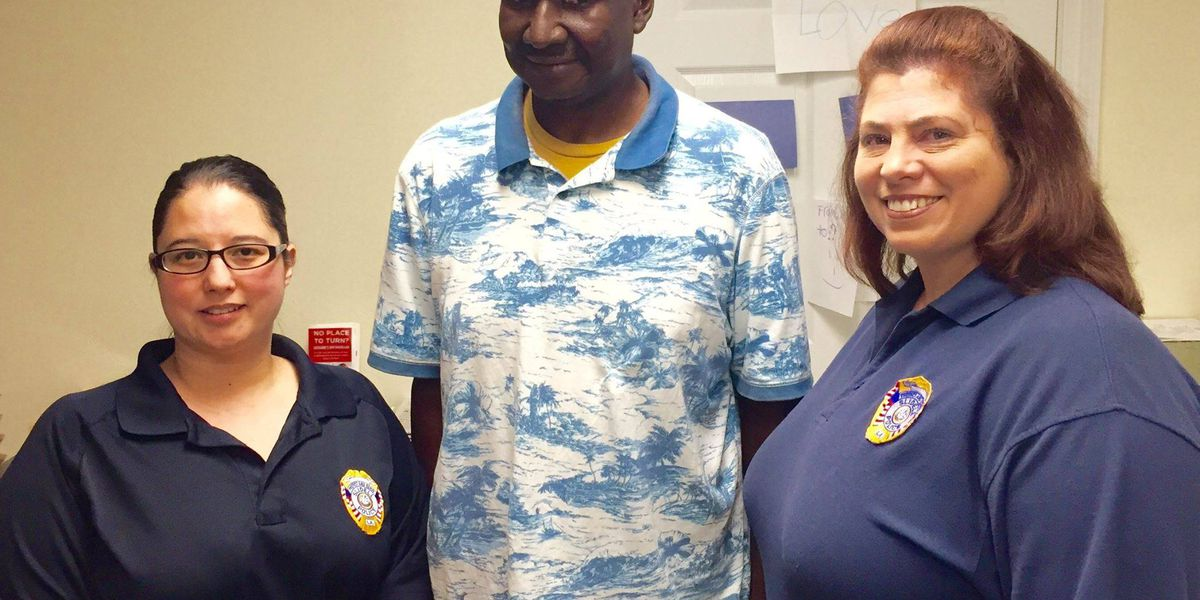 Slidell Police Department helps lost traveler find way to new home