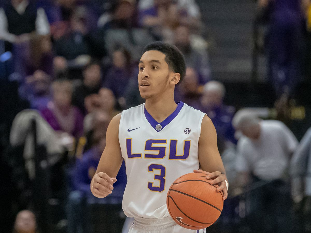 LSU outscored by 16 points in the 2nd half to nationally-ranked Houston, lose on the road