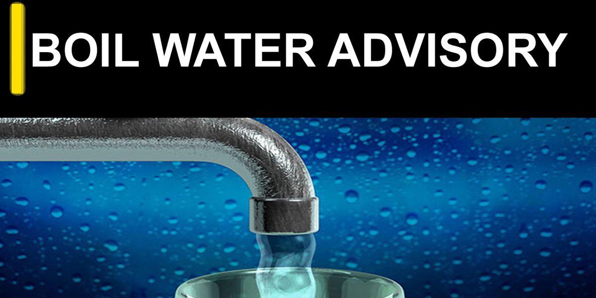 MAP: Precautionary boil advisory issued for area of Slidell