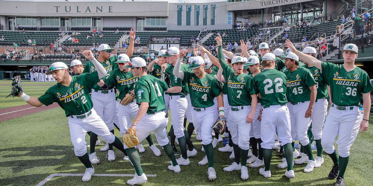 Tulane Baseball remains undefeated five games into 2019 campaign
