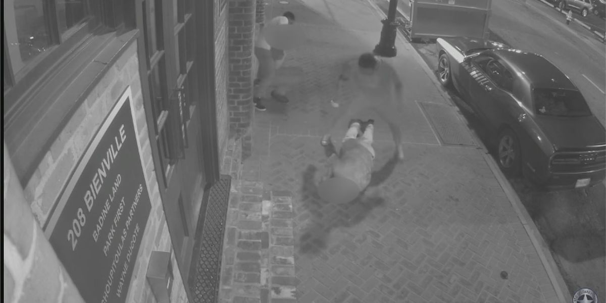 French Quarter tourists sought mercy for their attackers during sentencing
