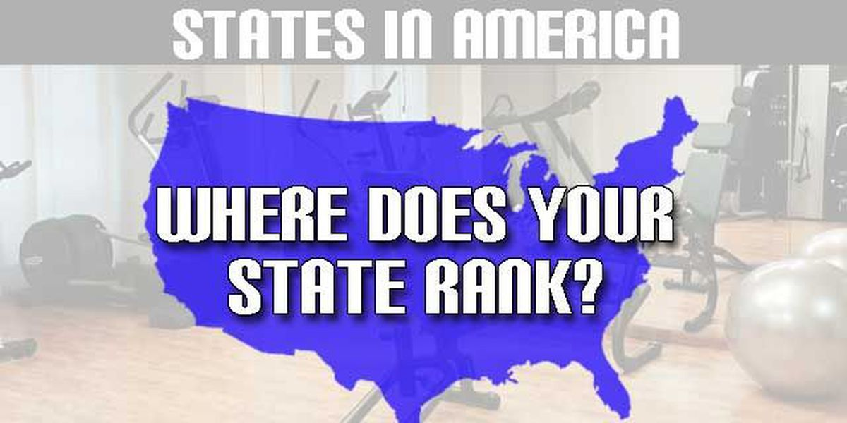 SLIDESHOW: Study ranks the 'healthiest states' in America