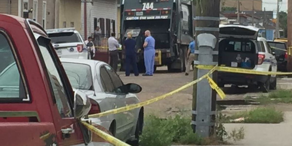 UPDATE: Man whose body was found in Treme trash can had multiple stab wounds