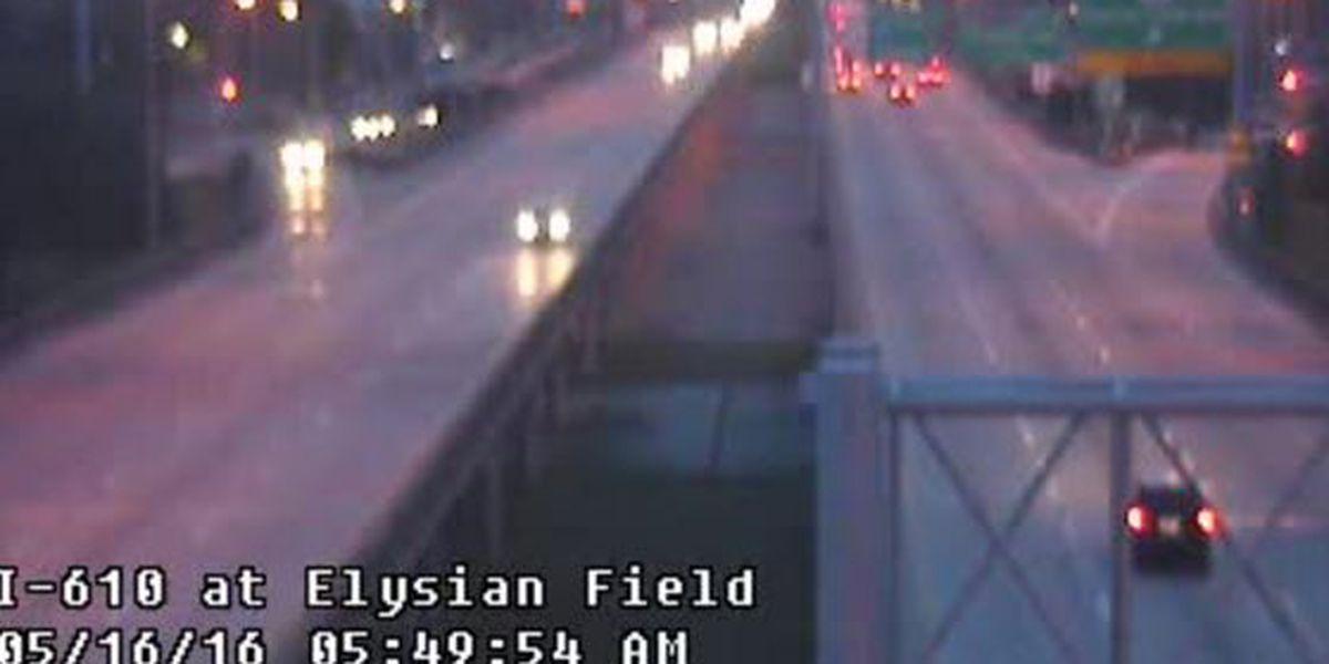 First Alert Traffic: The work week commute revs up in metro New Orleans