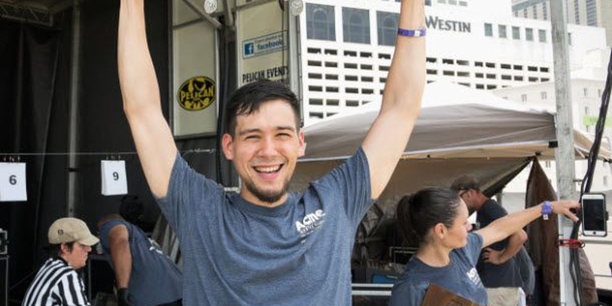 First-time oyster eater among winners at 2018 New Orleans Oyster Festival