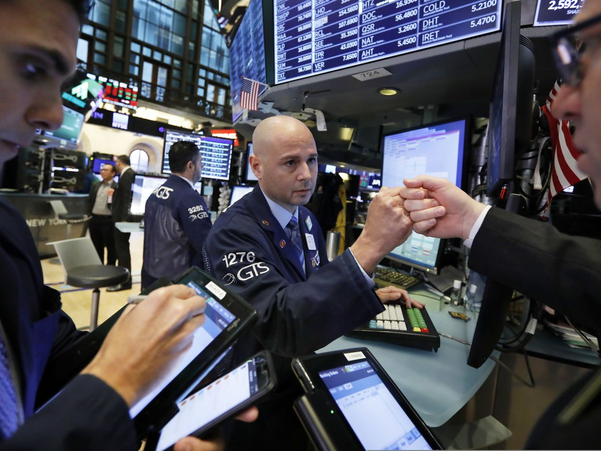 Energy companies lead US stocks higher as oil prices rebound
