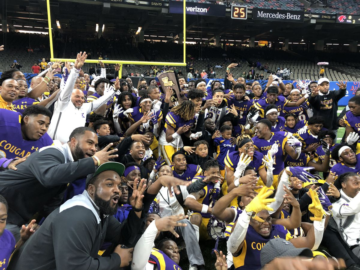Karr Cougars win fourth consecutive state championship