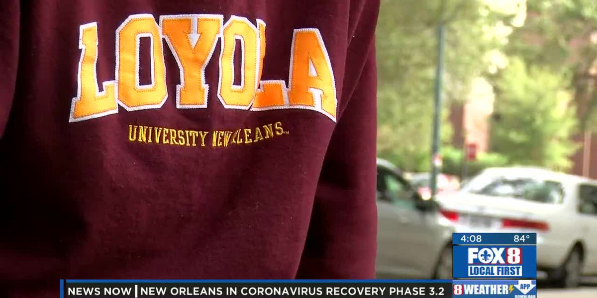 Four Loyola University students robbed at gunpoint in Audubon Park