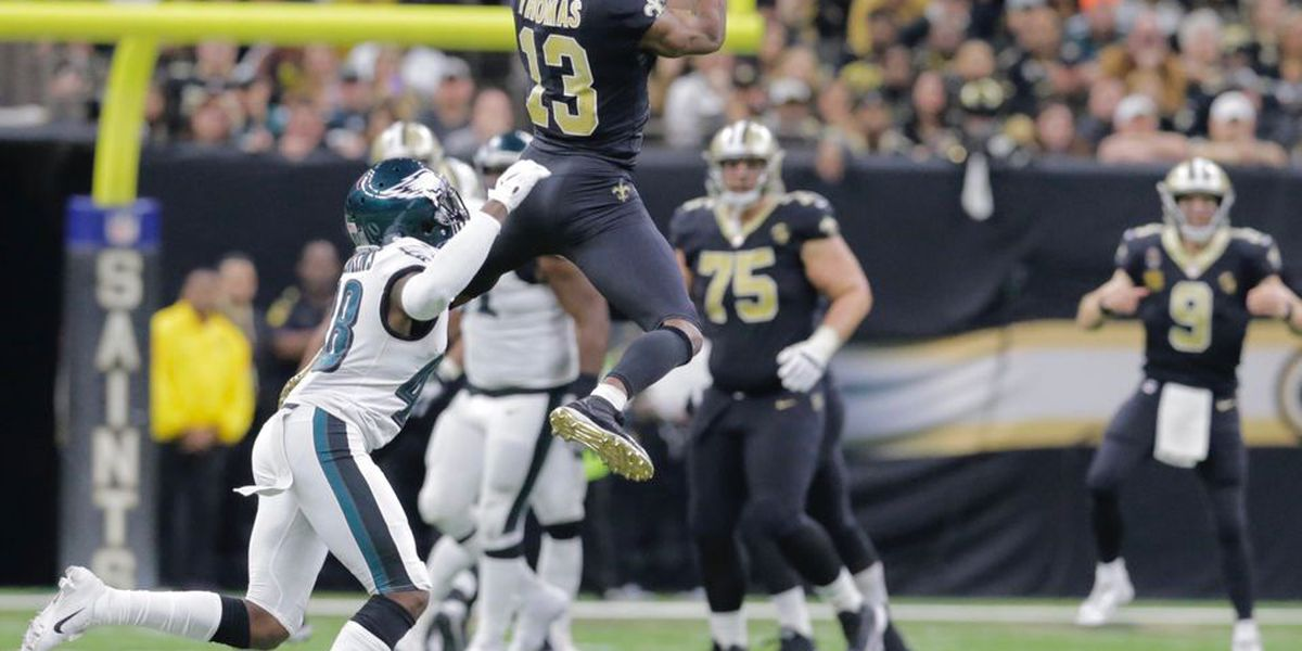 Saints learn lessons from Eagles game as they prepare for LA Rams