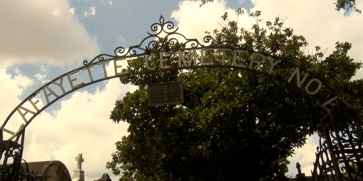 Famous N.O. cemetery 'overrun' with tourists, leaving graves damaged, families frustrated