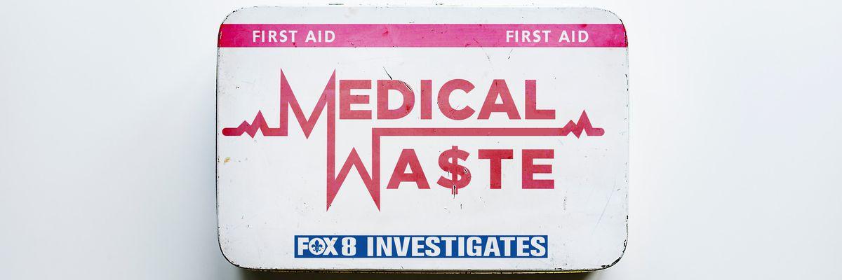 Medical Waste: Medicare charged hundreds more than drug's cost at cash value