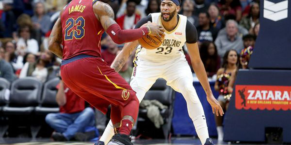 Anthony Davis: Chasing one legacy is costing him another