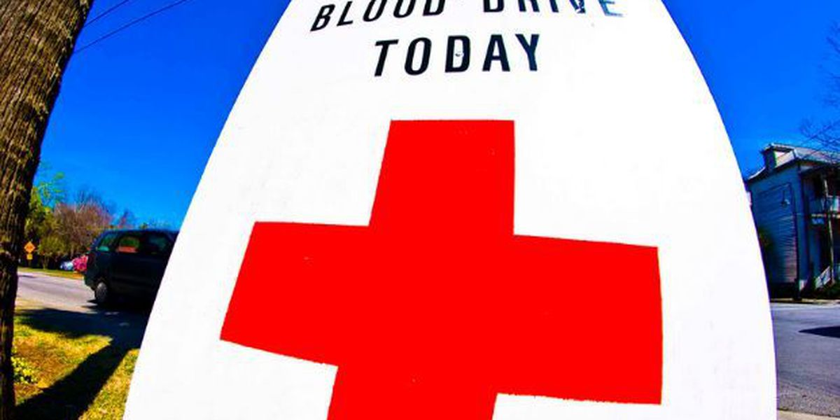 St. Charles Parish to host blood drive for injured Baton Rouge officers