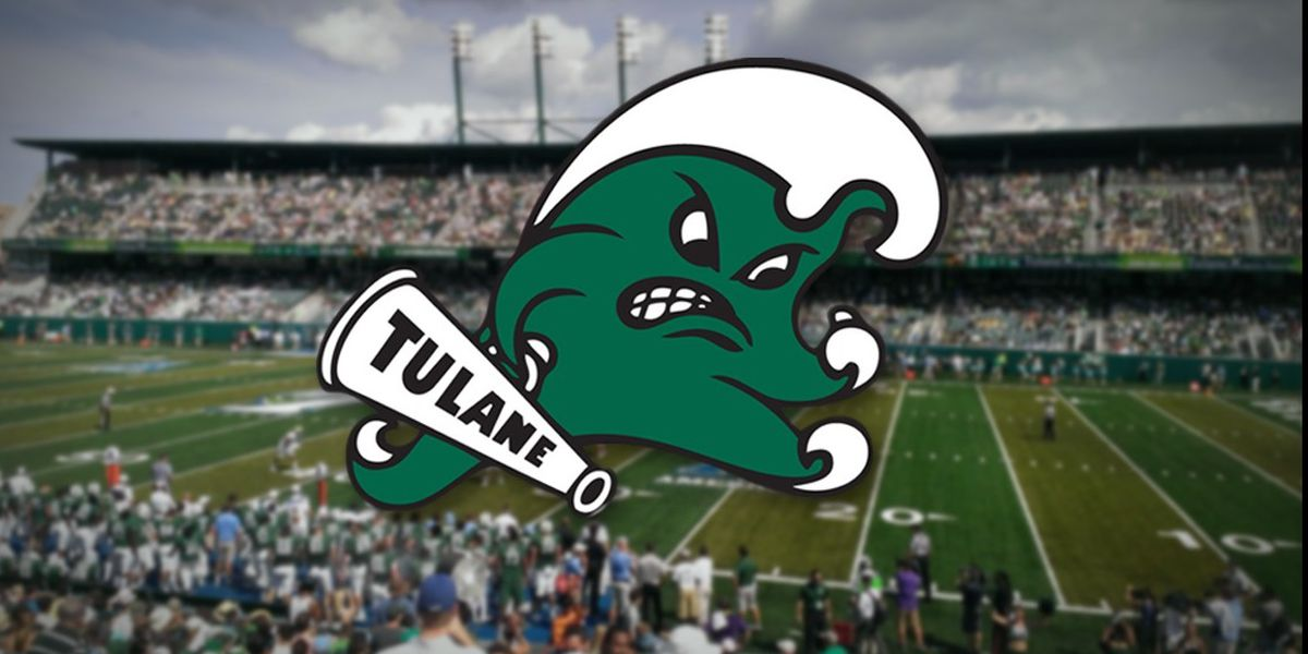 Tulane announces kickoff times for five games