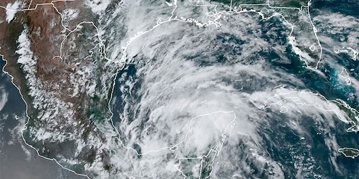 Tropical Storm Cristobal forms, brings flood threat for Mexico