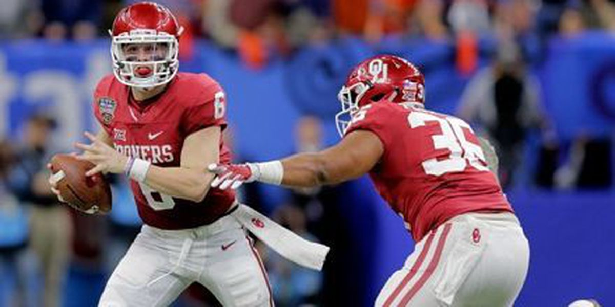 Manning Award given to Oklahoma's Baker Mayfield
