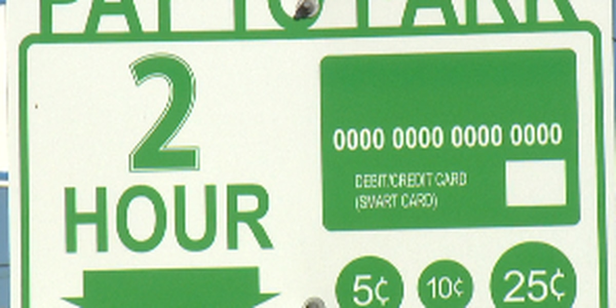 Parking meter rate increase expected in early 2016